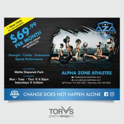 AZA Flyer