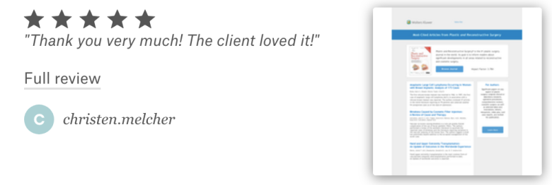 Client Review 10