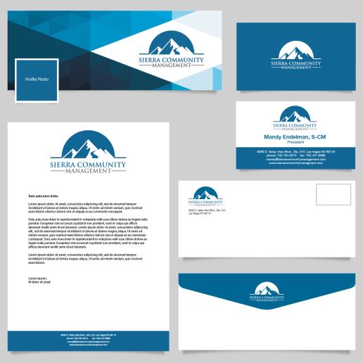 Sierra Community brand pack