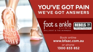 Foot and Ankle Business Card