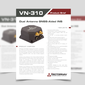 VN-310 Product Brief_R0 072317